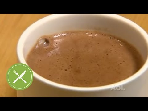 How to Make Hot Chocolate | Kitchen Daily