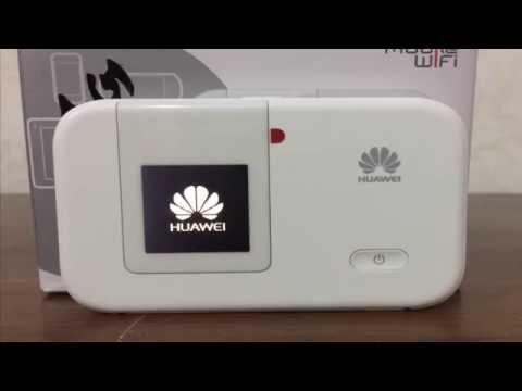 Huawei Mobile WiFi E5372 Unboxing