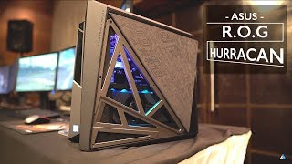 Asus ROG Huracan hands on and initial impressions (G21CN)