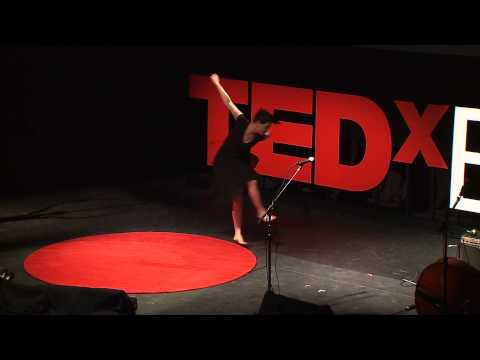 Not another cancer story: Brianna Mercado at TEDxBend