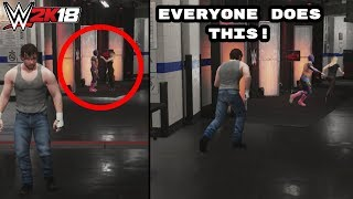WWE 2K18: 11 Things You Could NEVER Resist Doing