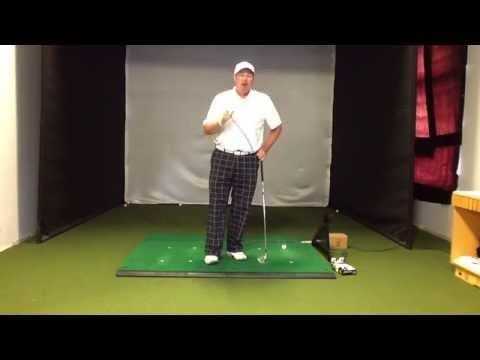 Golf lesson How to find perfect posture