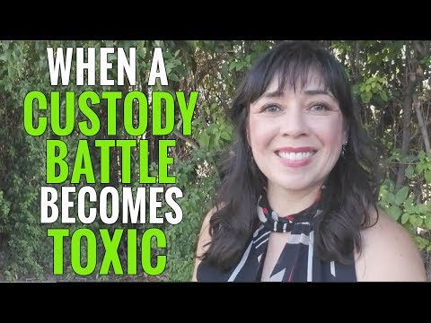 When a Custody Battle Takes a Physical & Emotional Toll