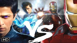 Iron Man-5 VS Ra-One 2 Trailer Fanmade (RRT)