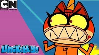 Unikitty! | Happy Horns are a Bad Idea | Cartoon Network