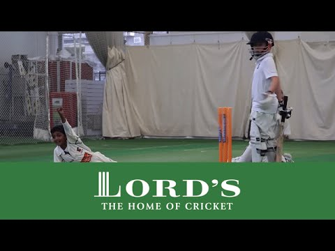 Coaching kids at Lord's | MCC/Lord's