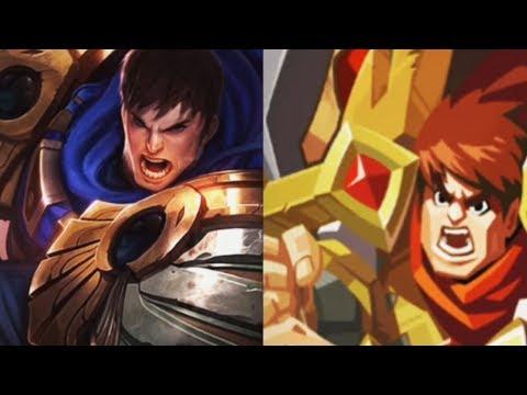 Top 5 SHAMELESS League of Legends Rip-Offs
