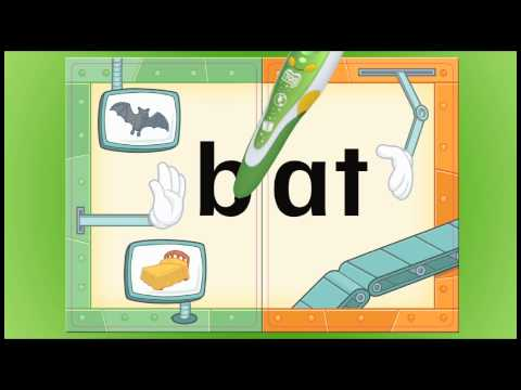 Interactive Talking Words Factory: LeapReader Tag Reading System Flash Cards for Kids | LeapFrog