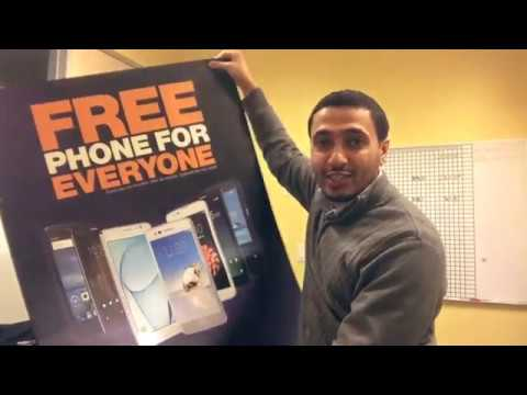 New White Edition on5/Metro PCS FREE phone deal & 30k Subs!!