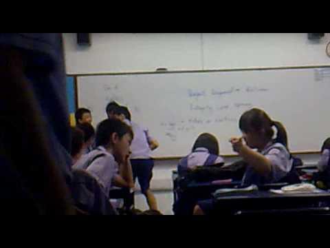 our class noisy