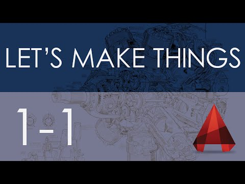 Lets Make Things - AutoCAD - 01-1 Dynamic Door Block - Scale