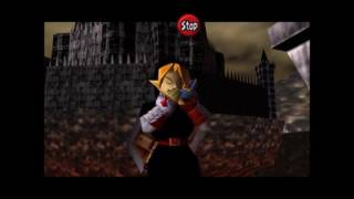 Link Plays Enter Sandman