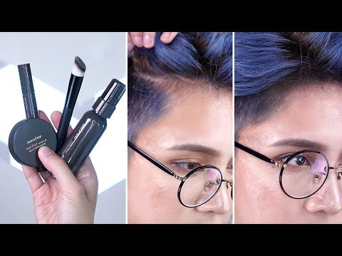 New hairline who dis lol || Trying the Innisfree Real Hair Tint/Jelly Concealer - Edward Avila