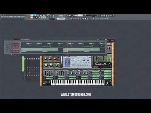 OVO Drake Type Beat   Freestyle Beat Making in FL Studio
