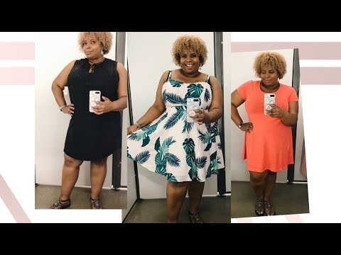 Old Navy Dressing Room Try On | Plus Size