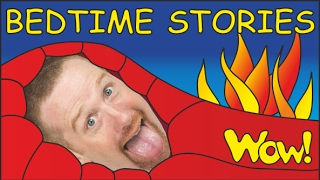 Bedtime Stories for Kids | English Stories for Children from Steve and Maggie | Wow English TV