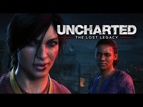 Uncharted: The Lost Legacy Review - Best Uncharted Yet?