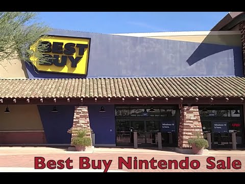 Day One Buy: Best Buy Nintendo Sale