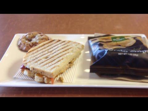 Review: Panera Bread Chipotle Chicken Panini Sandwich