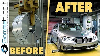 2018 BMW 7 Series PRODUCTION - CAR FACTORY