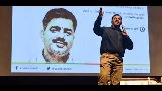 Hussain Zaidi | Investigative Journalist | Coalescence'15 | BITS-Pilani Goa