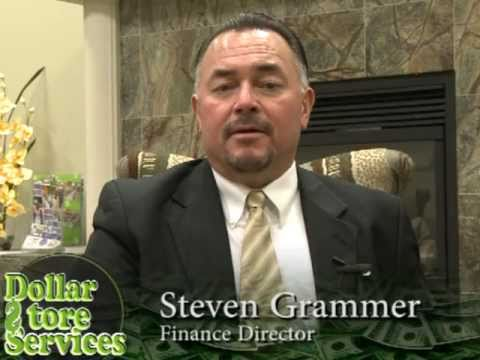 Steve Grammer Finance Director at DRSS can help you start your own retail business!