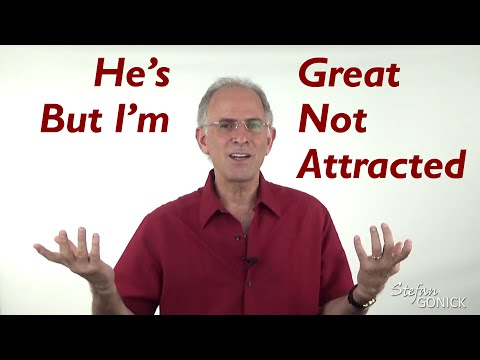 He's Great But I'm Just Not Attracted to Him - EFT Love Talk Q&A Show