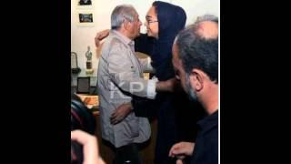 واکنش نیکی کریمی در رابطه با بعل کردن عزتالله انتظامی