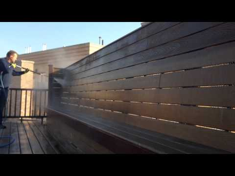 Composite Deck Cleaning Chicago  | Composite Deck Refinishing Chicago