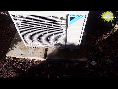 How To Change Plus Clean Daikin Mini Split Air Filters