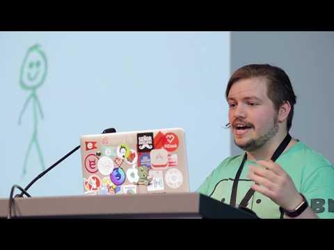 Ramon Huidobro - The importance of taking a break   JSUnconf 2018 Lightning Talks