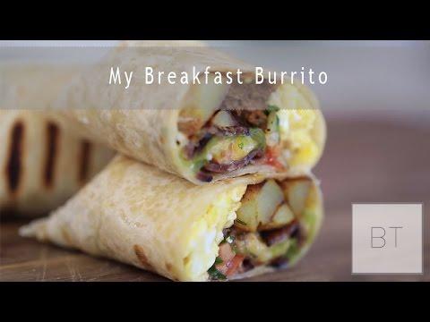 My Breakfast Burrito | Byron Talbott