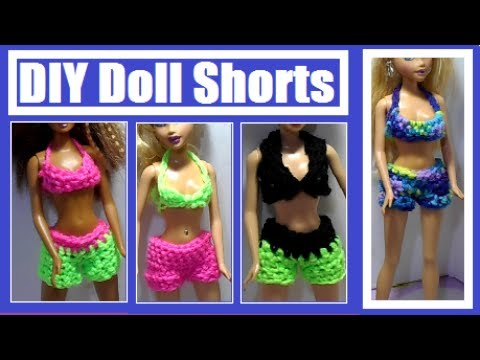 How to Make - Barbie Doll [Shorts]