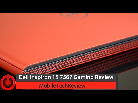 Dell Inspiron 15 7567 Gaming Laptop Review