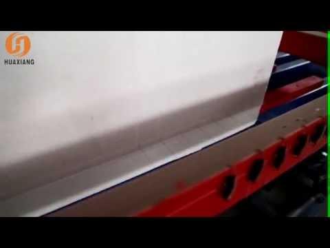EPS foam cutting machine cut eps blocks