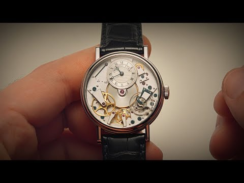 How Does A Mechanical Watch Work? - Breguet 7027 | Watchfinder & Co.