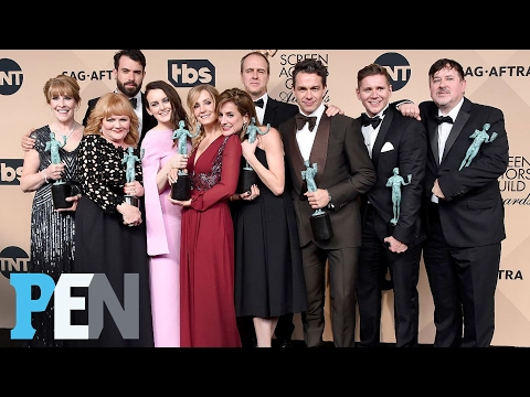 The 'Downton Abbey' Cast Reveals How Crazy Reunions Get Since The Show Ended | PEN | People