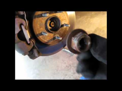 Changing tone ring on 2008 Ford Escape Hybrid