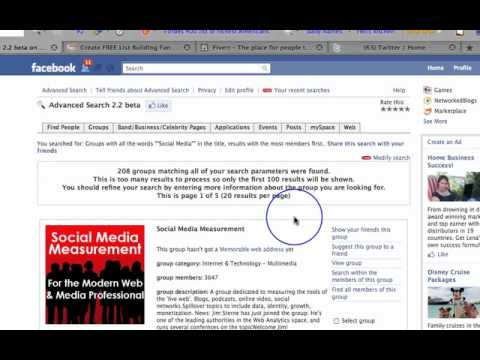 Create a Facebook Fan Page - Explode Your Fans Part 2 - FREE Video Series (Video 4)