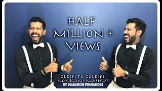 Oldies To Goldies Konkani Mashup Medley Famous And Popular Konkani Songs One Beat 15 Songs