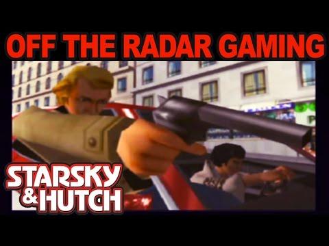 STARSKY & HUTCH - Off The Radar Gaming - Red Swordfish Studios