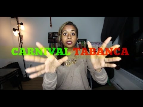 What Is Carnival Tabanca?