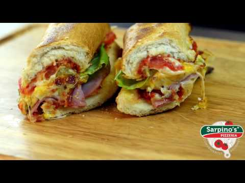 Tropical Hawaiian Sandwich - Sarpino's Pizzeria Video