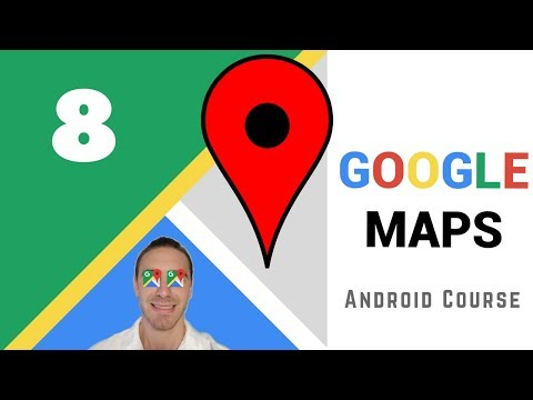 Location Autosuggestions TextView - [Android Google Maps Course]