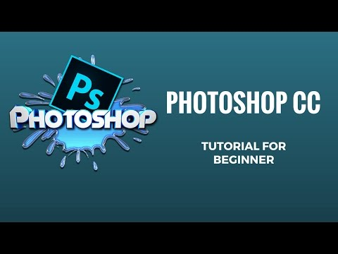 Adobe Photoshop Tutorial: Basic Training for Beginners