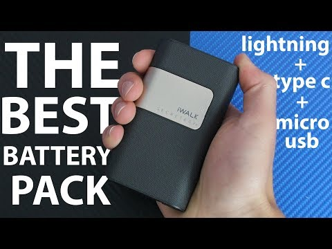 The best external battery for your iOS device