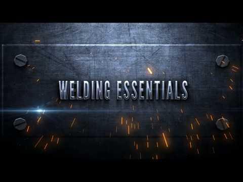 Welding essentials: Oxy-acetylene welding