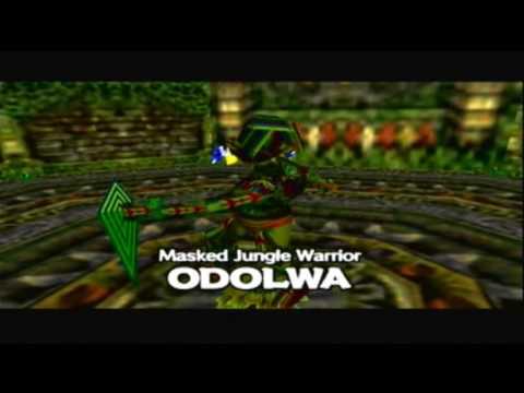 Majora's Mask:
