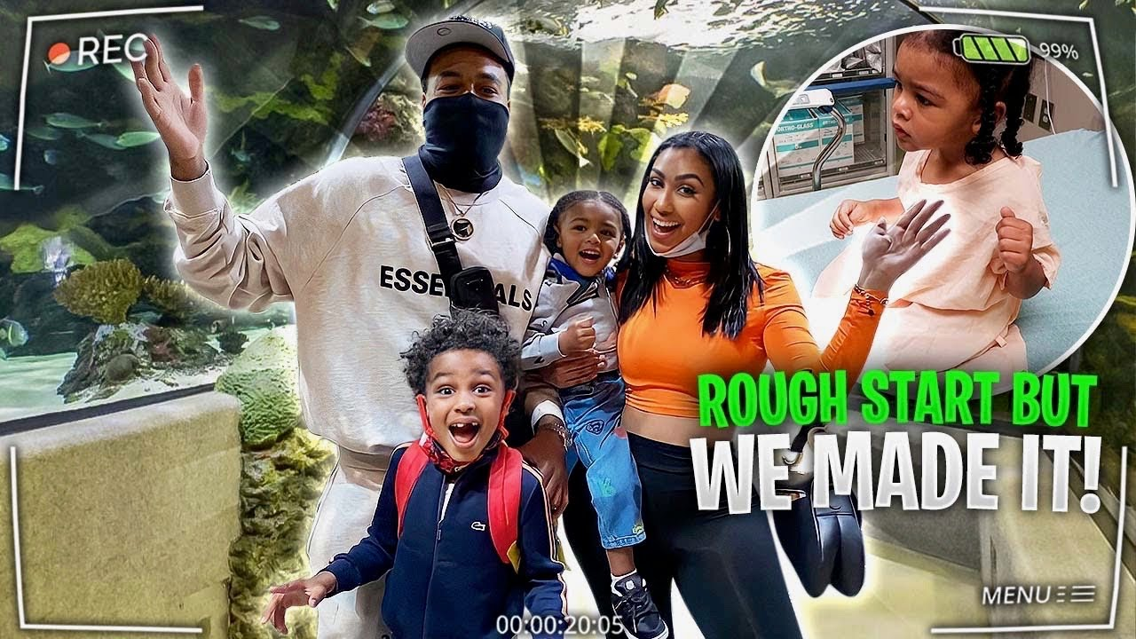 WE TOOK OUR KIDS ON AN ADVENTURE (RUSHED LEGEND TO THE ER) 🥺😱