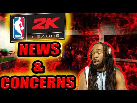 NBA 2K18 LEAGUE NEWS & CONCERNS | AGE RESTRICTION & NEW GAME MODE